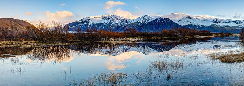'Icelandic Peaks'