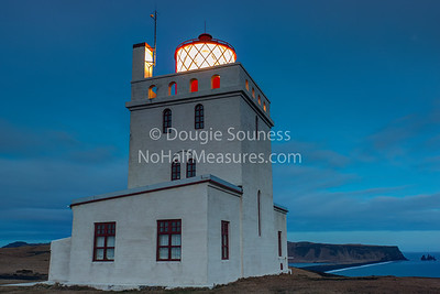 'Lighthouse at Dusk'