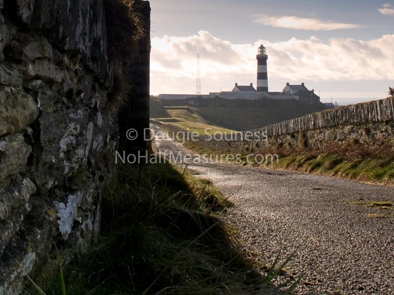 'Lighthouse'<br /> 04 January 2011<br /> Old Head, County Cork, Ireland