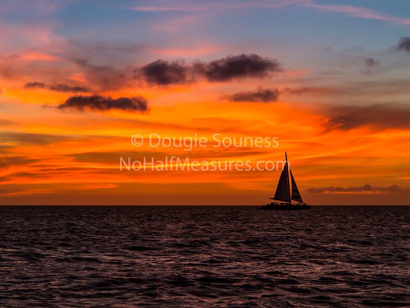 'Aruban Sunset'