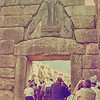 The LION GATE in Greece