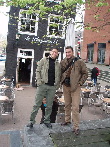 Michael & Diego