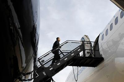 Senator Barack Obama comes to DesMoines Iowa For  Change We Need Rally on October 31, 2008 VALERIE GOODLOE