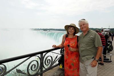 Leg 5  Niagara Falls & Quebec City
