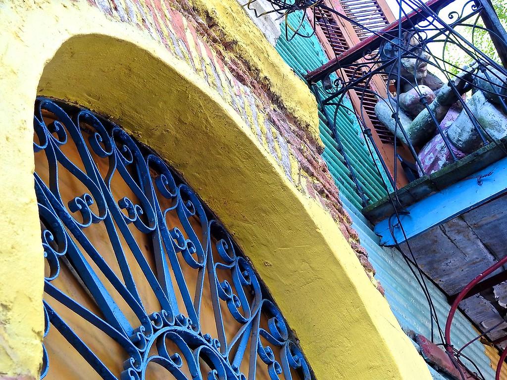 La Boca Color, Buenos Aires, Argentina