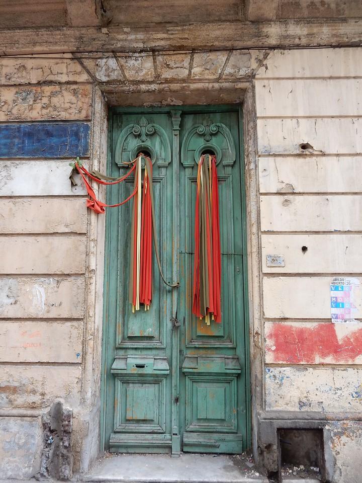 Doorway, Montevideo, Uruguay