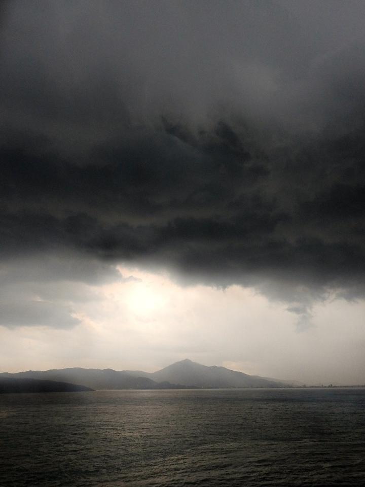 Storm Clouds, Porto Belo, Brazil