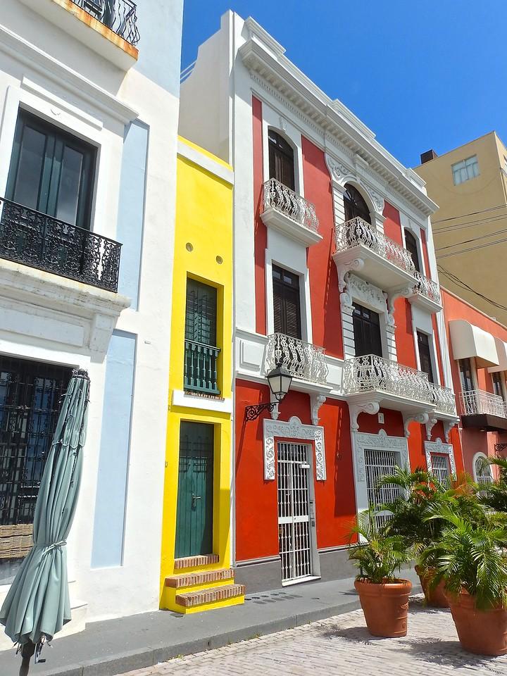 San Juan Colors