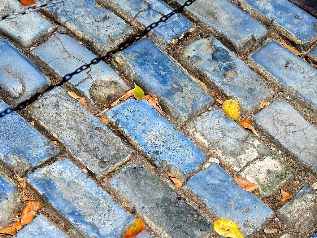 Paving  Stones, San Juan, Puerto Rico