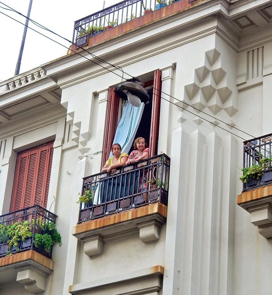 Abuelas, Montevideo, Uruguay