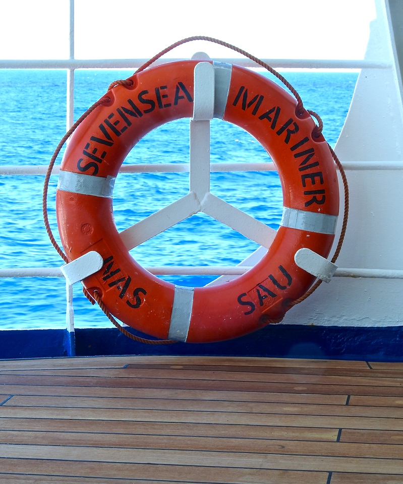 Nautical Peace Sign