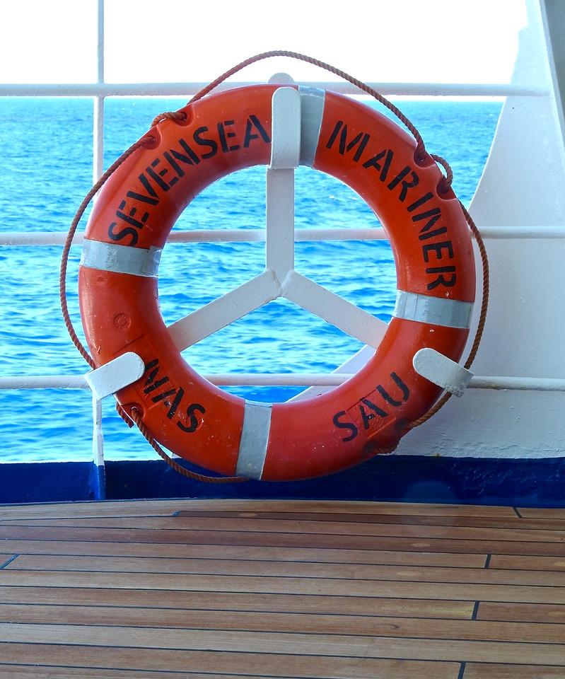 Nautical Peace Sign