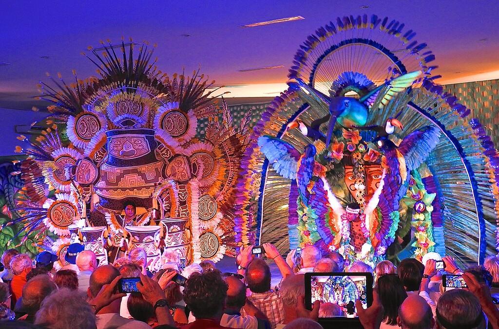 Boi Bumba Costumes, Parintins, Brazil