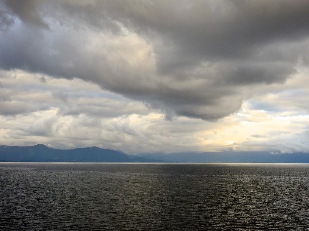 Stormy Chilean Skies