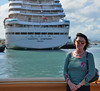 Saying Goodbye to Crystal Symphony in San Juan, PR