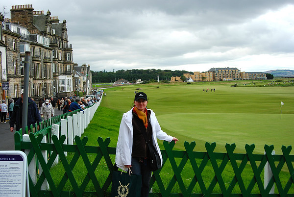 18th GREEN, ST. ANDREWS