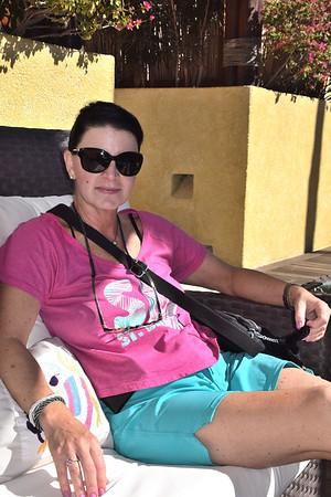 Relaxing at Casa Natalia San Jose del Cabo