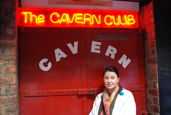 WHERE THE BEATLES STARTED, THE CAVERN IN LIVERPOOL