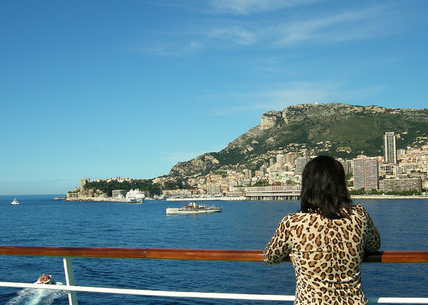 SAYING GOOD-BYE FOR NOW TO MONTE CARLO