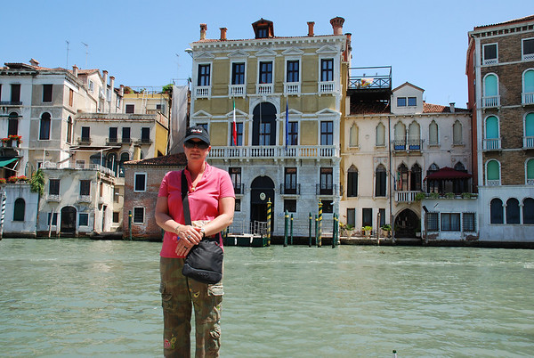 WALKING THE GRAND CANAL
