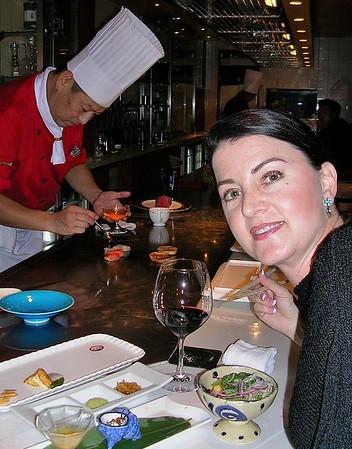GREAT DINNER IN OSAKA