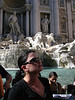 ANOTHER COIN INTO THE TREVI FOUNTAIN