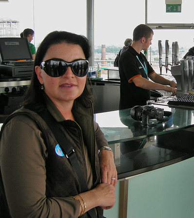 THE GRAVITY BAR AT GUINESS IN DUBLIN