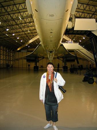Concorde in Scotland