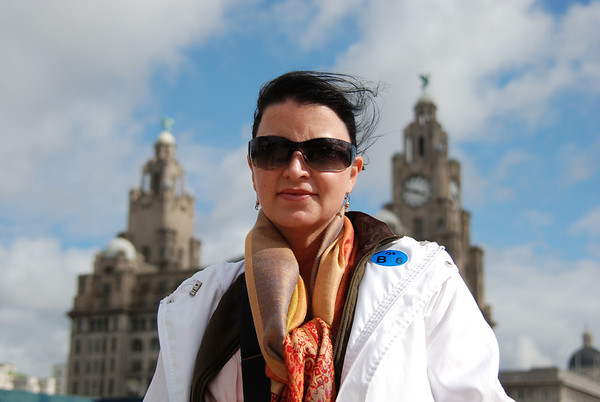 BREEZY DAY IN AUGUST, LIVERPOOL