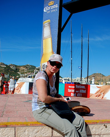 """THINKING ABOUT """"CORONA TIME"""" IN CABO SAN LUCAS"""