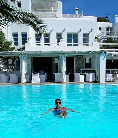 NICE POOL AT THE BELVEDERE
