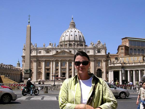ST. PETER'S AND MOTHER TERLEESSA