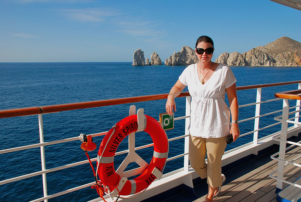 AT LANDS END, CABO SAN LUCAS