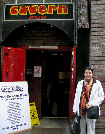 THE WORLD'S MOST FAMOUS PUB
