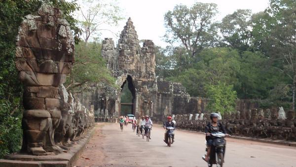 Catherine's Trip tp Cambodia ( Nov 2010 )