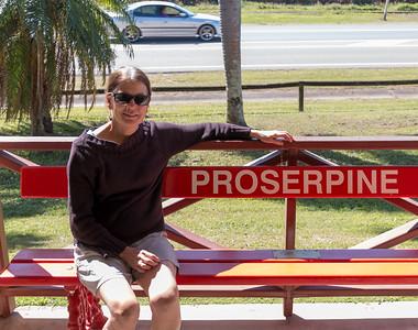 160730 1148 - Sue at Prosperpine.