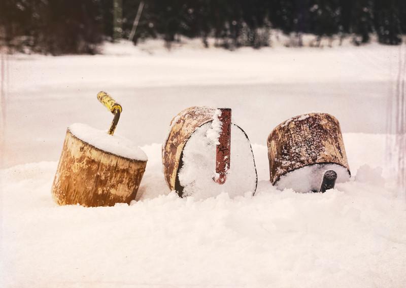 Curling Rocks DIY