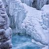 Athabasca Falls Chill