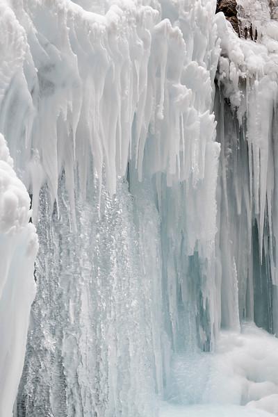 Layered Ice