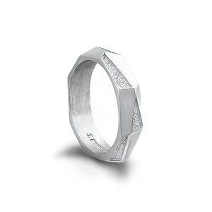 Arktis - Sterling Silver 935 Ring