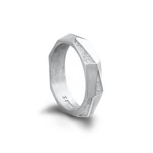 Arktis - Sterling Silver 935 Ring