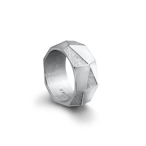 Antarktis - Sterling Silver 935 Ring