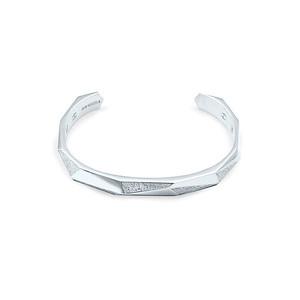 Antarktis - Armband i Vitguld 18k