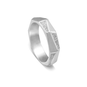 Arktis - Patinerat Sterling Silver 935 Ring