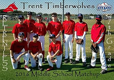 Trent 8th Grade MSM