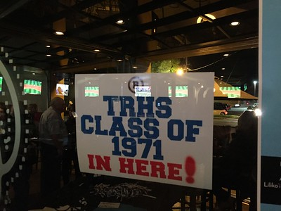 TRHS 45th Reunion, October 8, 2016