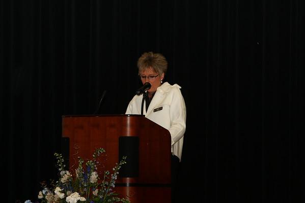 2010 Academic Lettering 11/08/10
