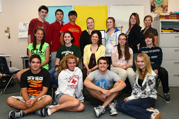 2011 Ms Hanson's Senior Seminar (Taylor) 04/28/11 & 5/17/11