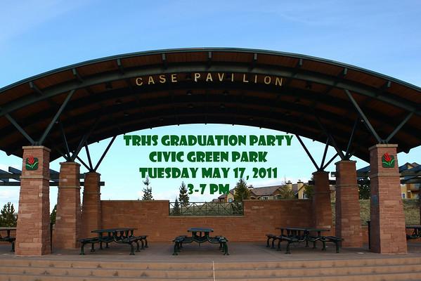 2011 TRHS Graduation Party (Taylor) 05/17/11