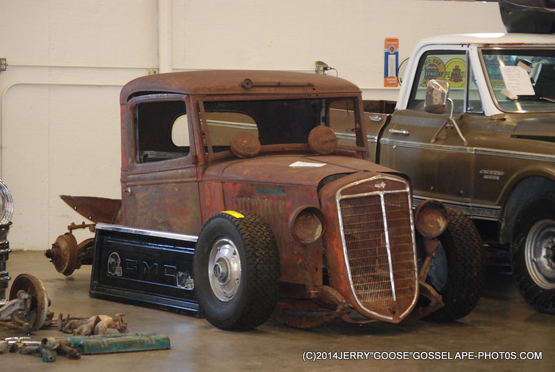WANTA BE RAT ROD .